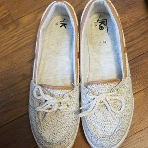 Keds Womens Boat Shoes